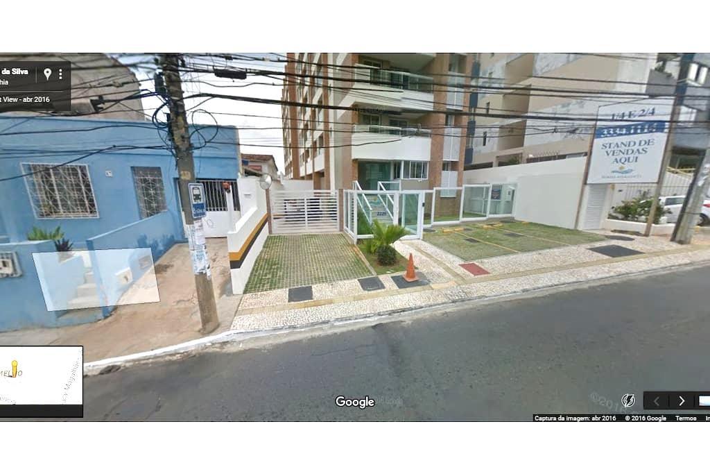 Quarto no Rio Vermelho - Salvador