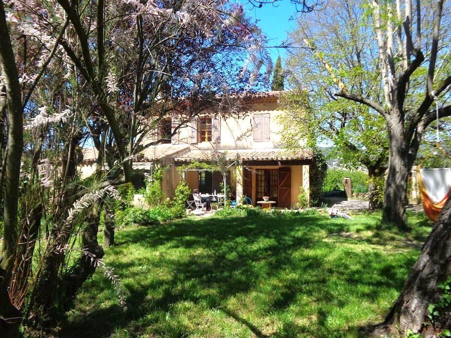 Le Mazette,mas en Provence pour 9 p - Auriol