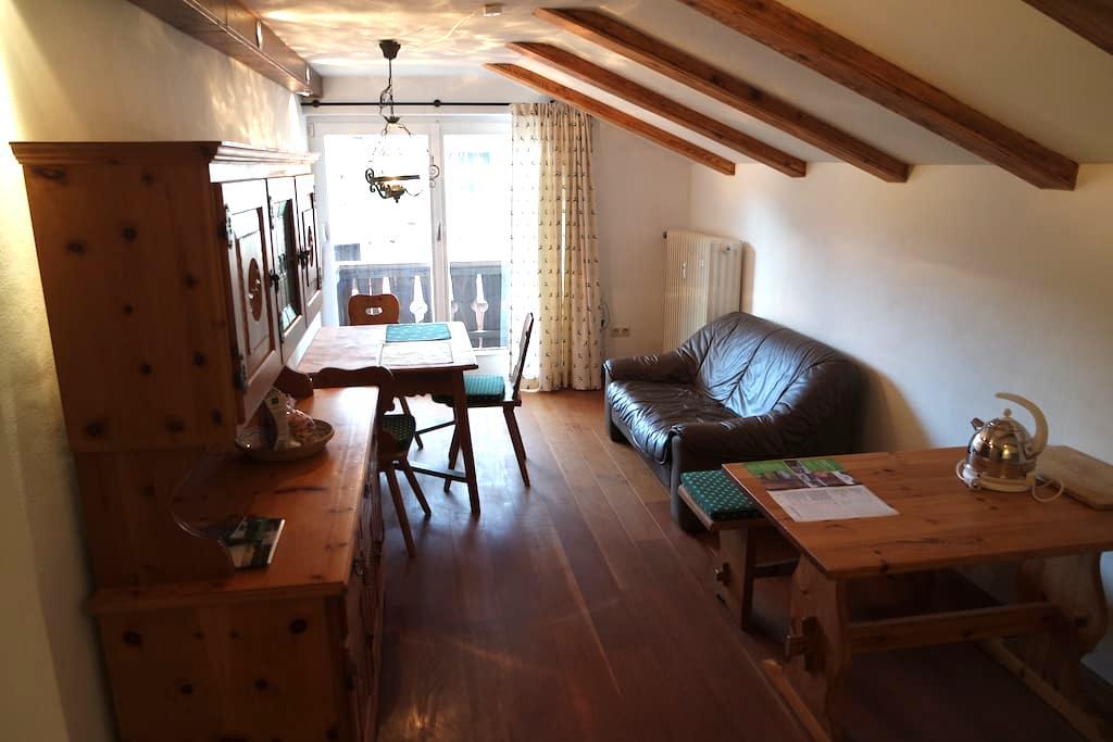 Basic appartement in town center - Mittenwald - 公寓