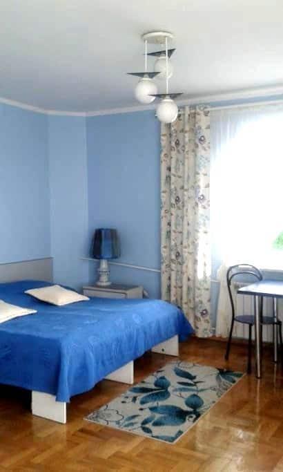 pokoje gościnne , dostęp do kuchni - Dybawka - House
