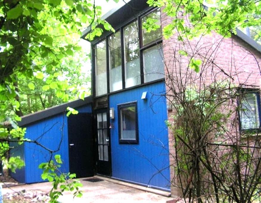 Vakantiehuisje Boomblauwtje - Stegeren