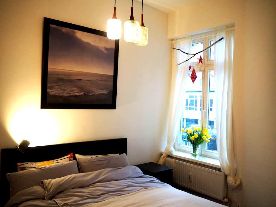Nice little downtown apartment - Hamburg - Appartement