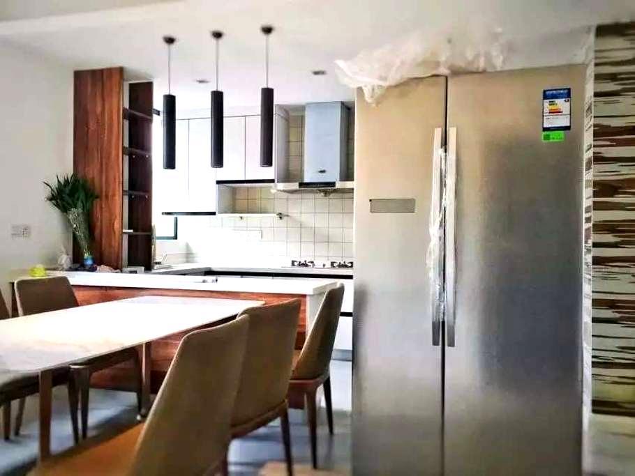 设计师的家 - Wuxi - Lägenhet