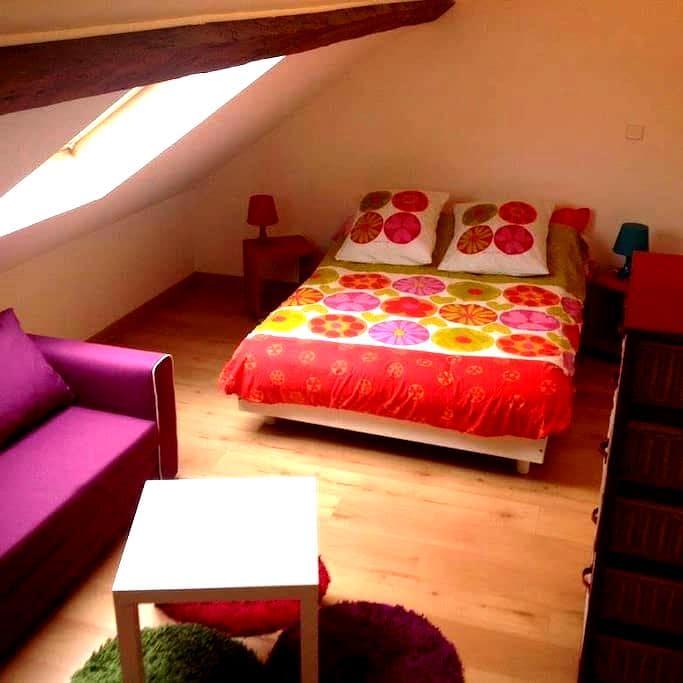 Espace privé dans jolie maison - Seine-Maritime - Sorház