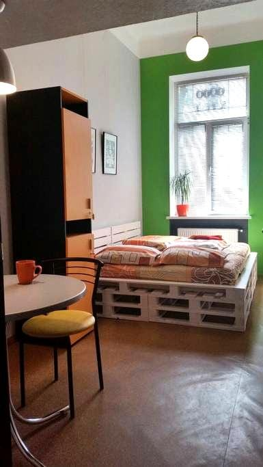 Double room in The Georgehouse Hostel - Львов - Общежитие
