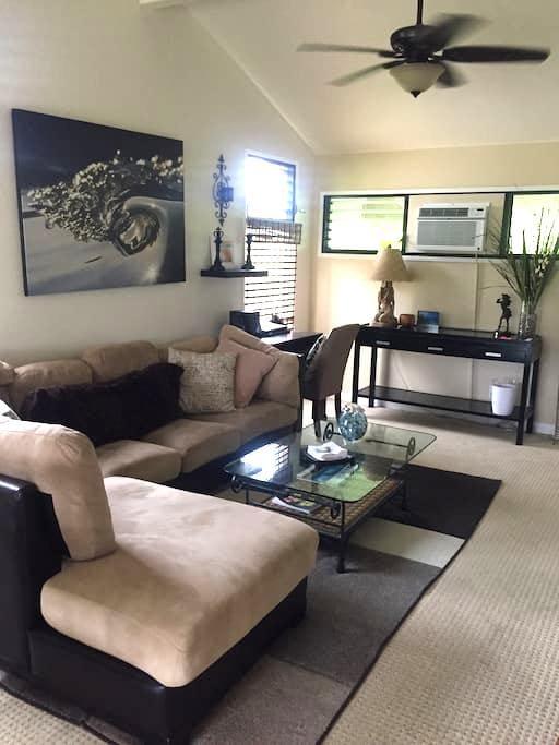 Princeville hideaway ocean villas 2 - Princeville - Apartment