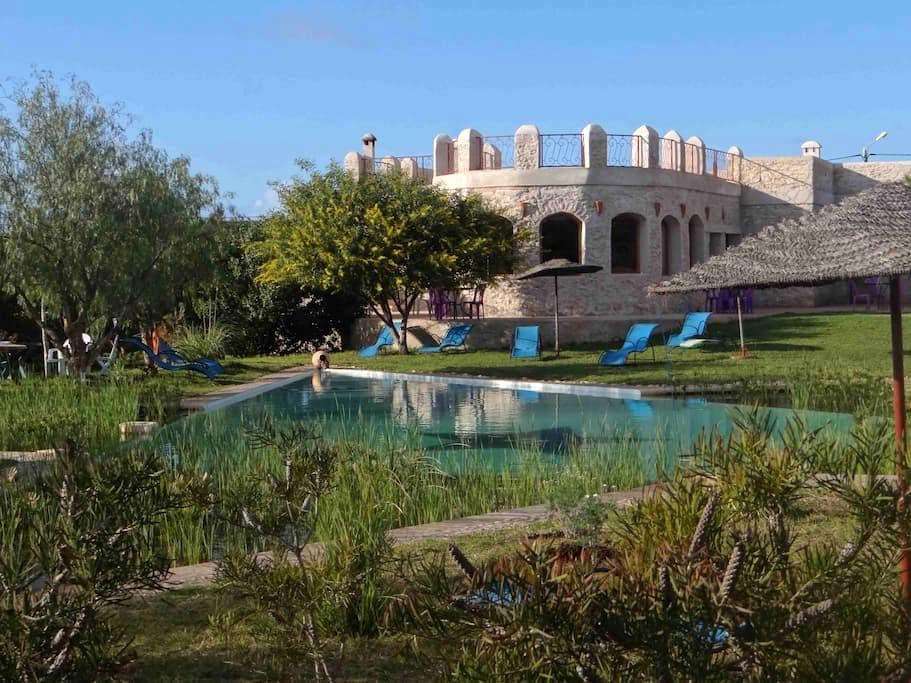 Douar Noujoum  ressourcement  - Essaouira - Bed & Breakfast