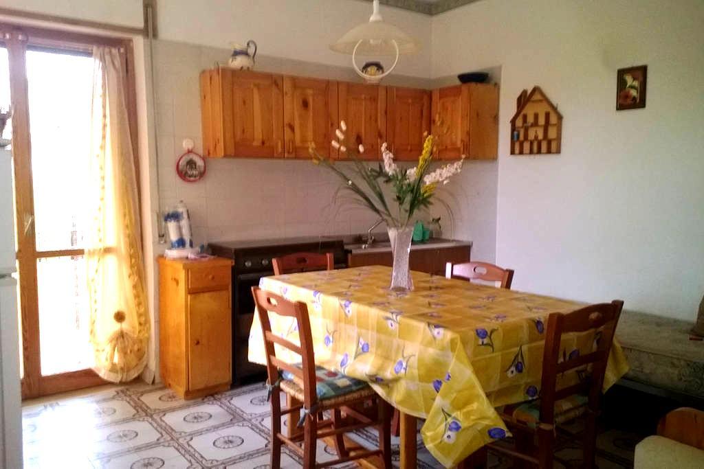 Appartamento a 150 metri dal mare - San Lucido