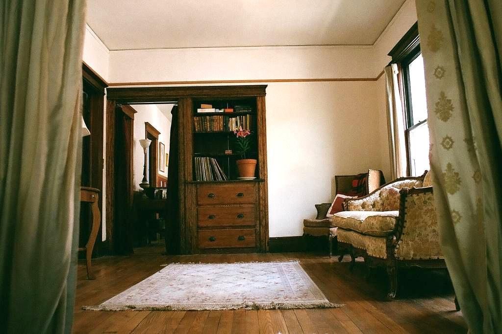 Victorian Era 2 Bdrm + Parlor - Detroit - Apartment
