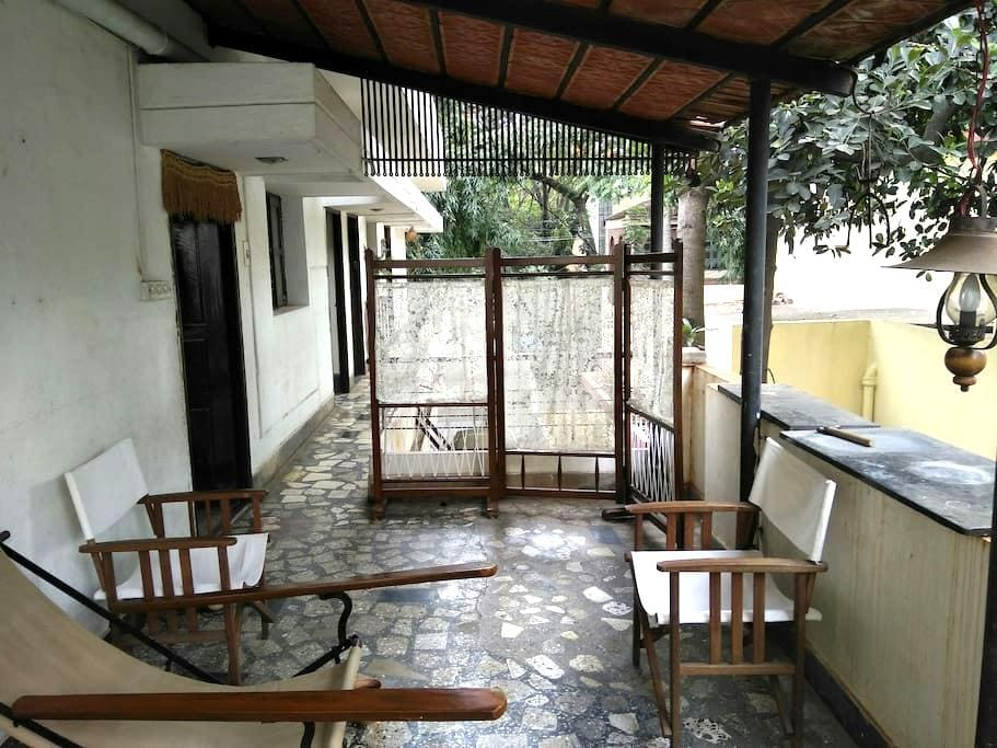 Classic Homestay-BnB in the heart of Indiranagar - Bangalore - Huis