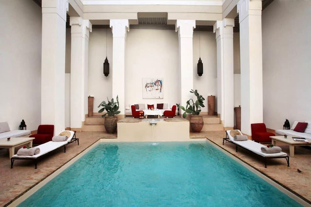 Riad Al Jazira, Standard Room - Marrakesh - House