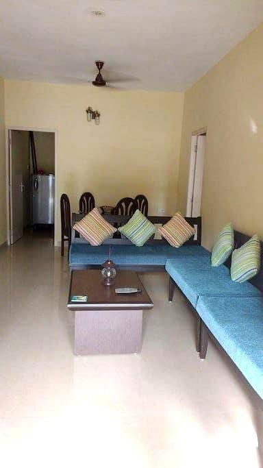 Holiday apartment in SOUTH GOA,INDIA. - Salcete - 아파트