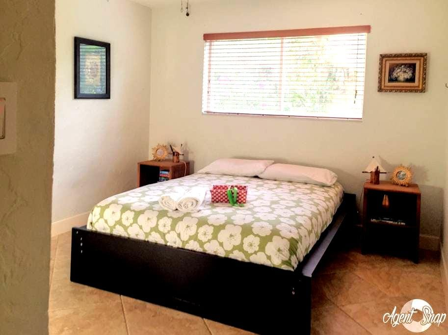Charming&Cozy house close to Hollywood Beach - Hollywood - Casa