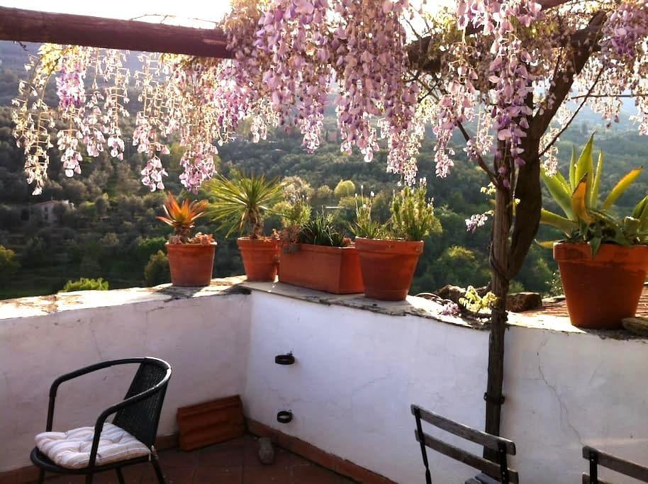 Casa Renata da sogno in Liguria - Dolcedo
