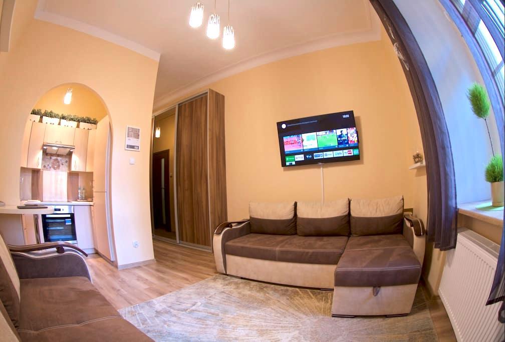 Toruń, Ciche mieszkanie na Starówce -główny deptak - Toruń - Apartment