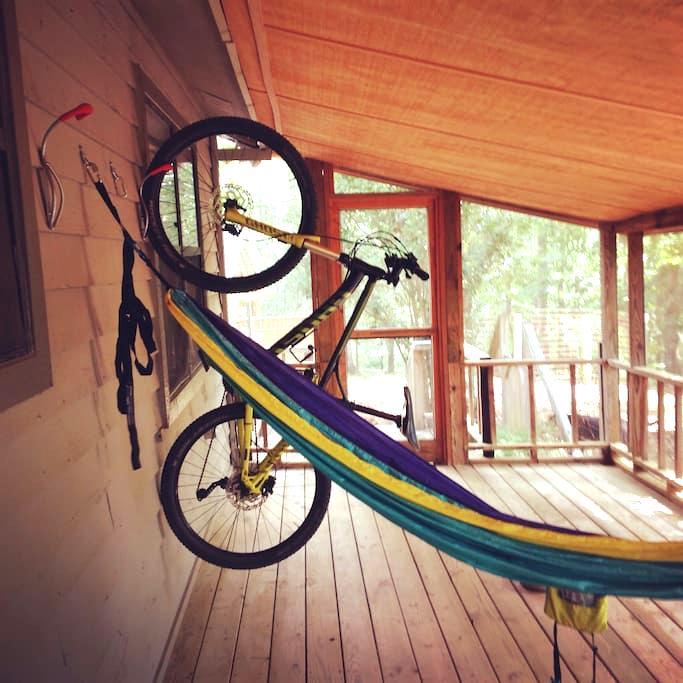 PERFECT RETREAT! unplug, relax, explore - Ellijay - Sommerhus/hytte
