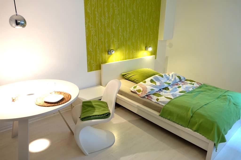 maxapartment grün - alles außer gewöhnlich - Oftersheim - Condominium