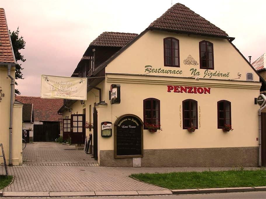 Plzen Evropske Hlavni mesto kultury - Starý Plzenec - Pousada