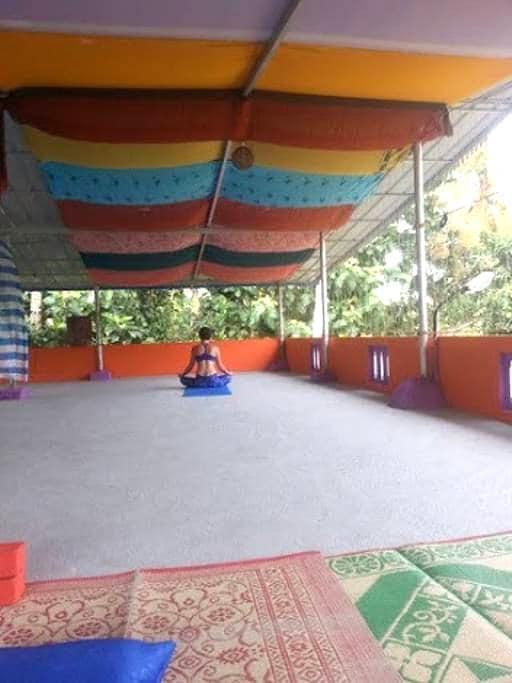 Nice&Easy-Raga Saagaram Room - Varkala