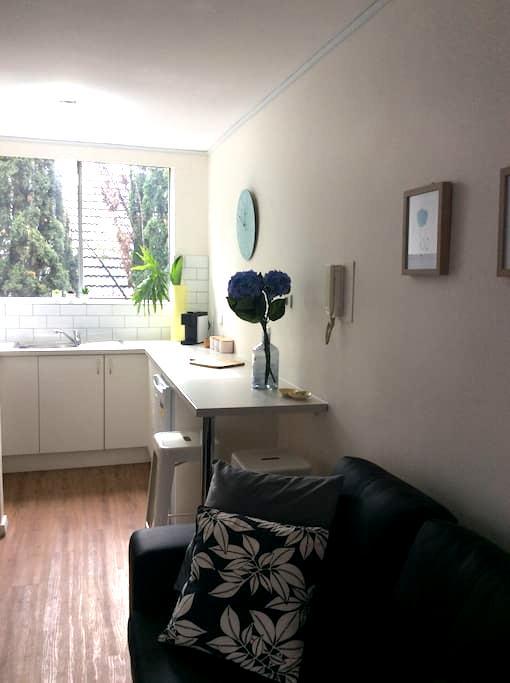 Cute and Cosy Studio Apartment - Saint Kilda East - Departamento