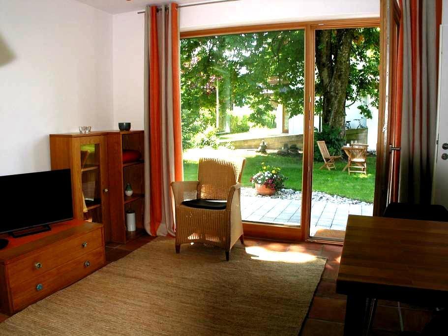 Ferienwohnung an der Kastanie - Sonthofen - Condominium