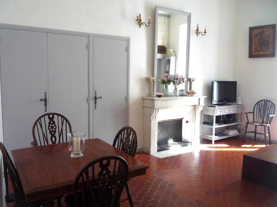 Le Mascaron : T2 intra-muros - Avignon - Lägenhet