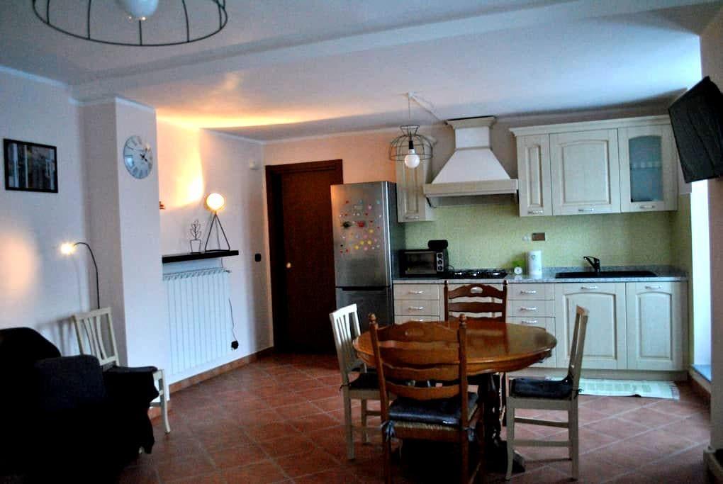 Appartamento rustico in montagna 2 - Gravere - 公寓