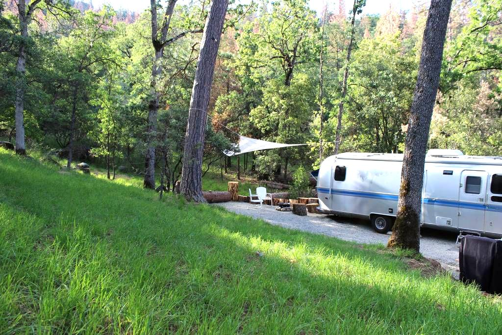 Yosemite Airstream - Coarsegold - Camper