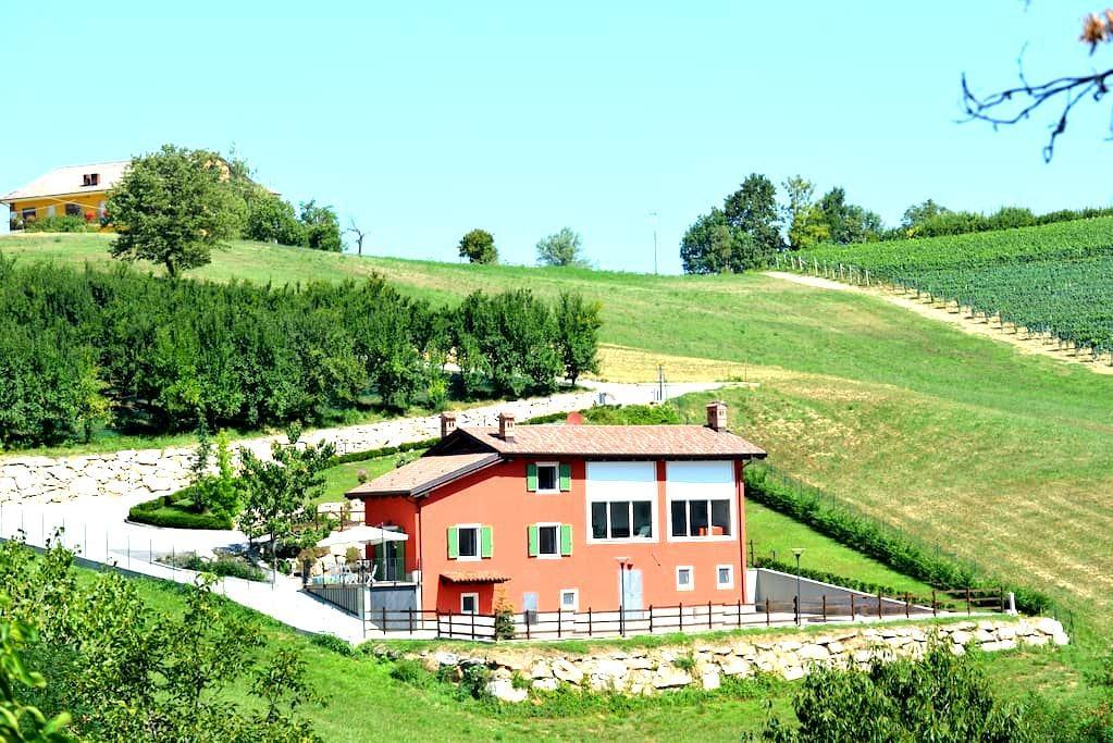 Dépendance Vista in Langa - Mondovì - Вилла