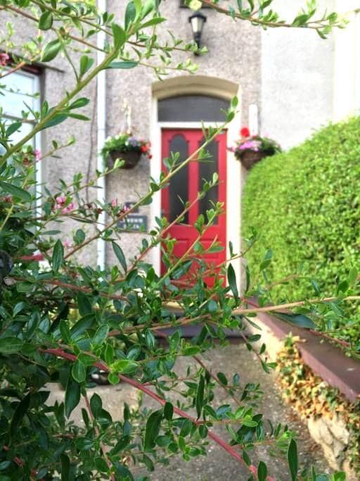 A warm and friendly Welsh welcome - Caernarfon - Hus