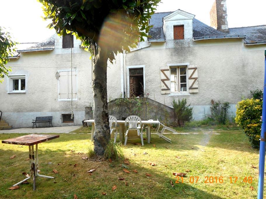 chambre  tout près de la loire - Sainte-Luce-sur-Loire - Maison
