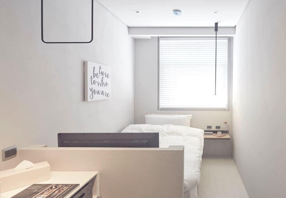 Room 2nd_one single room - Datong District - Maison