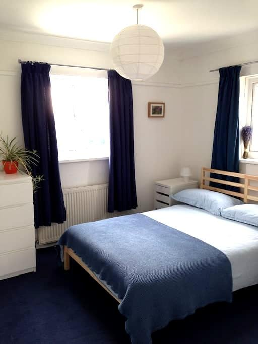 Bright Double Room on the edge of Gower - Upper Killay - Casa