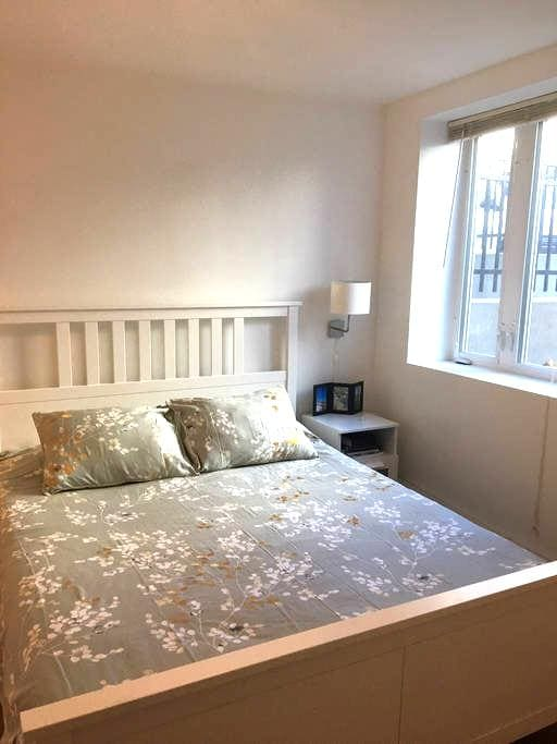 Spacious and clean two bedroom apt in Cambridge - Cambridge - Apartmen