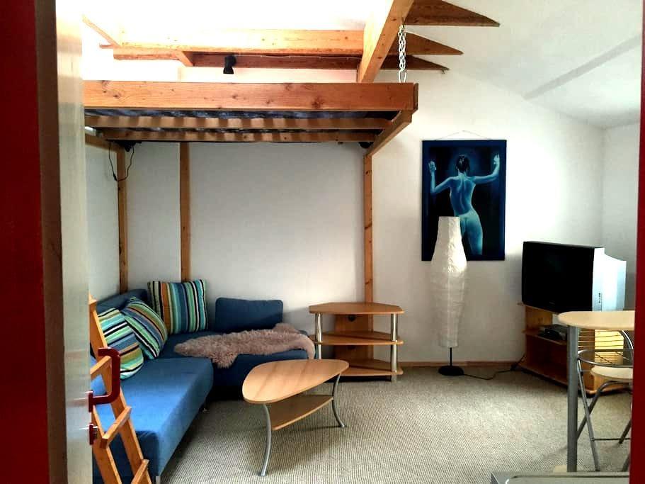 Apartment, mit eigenem Zugang für 1-5 Personen - Radevormwald - Appartement