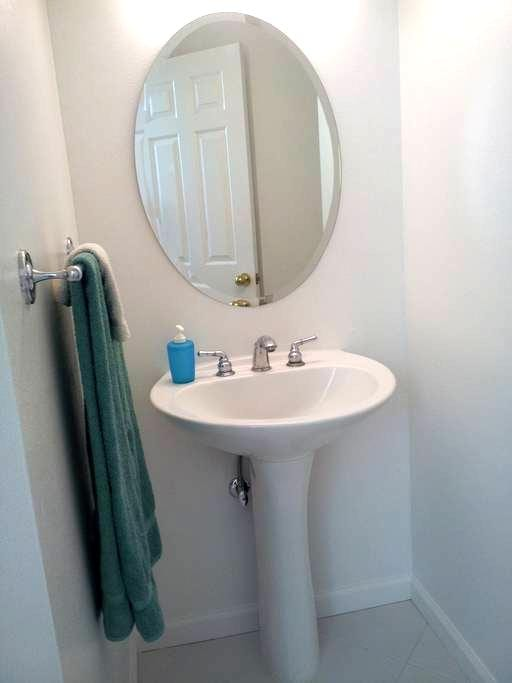 Charming Simple Private Room - Los Altos - Departamento