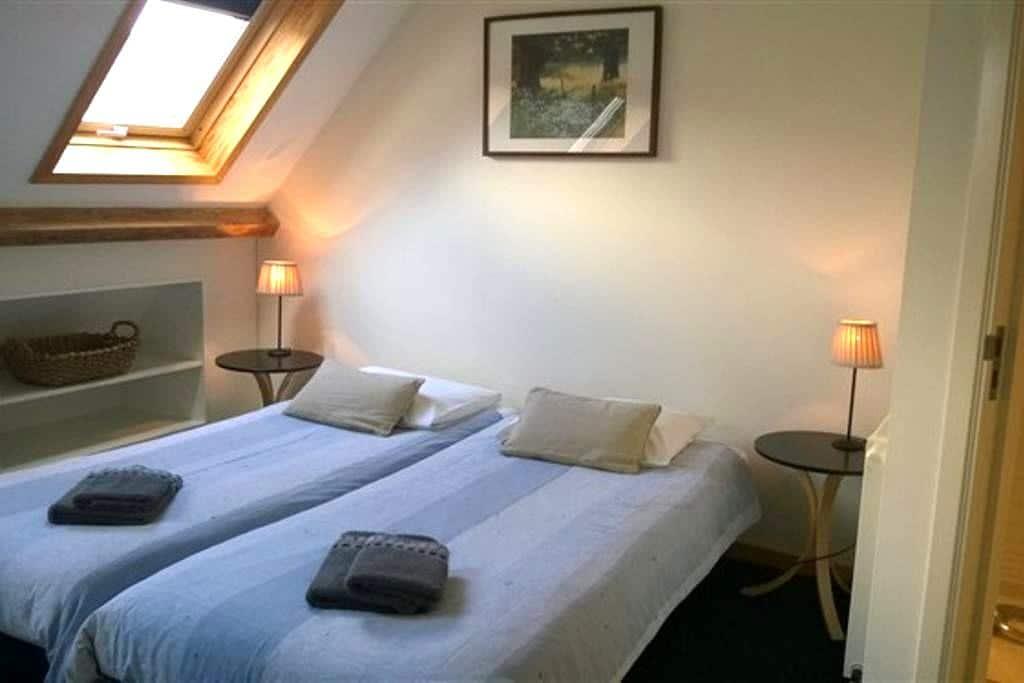 Vakantiehuisje in Limburgse hoeve - Gulpen