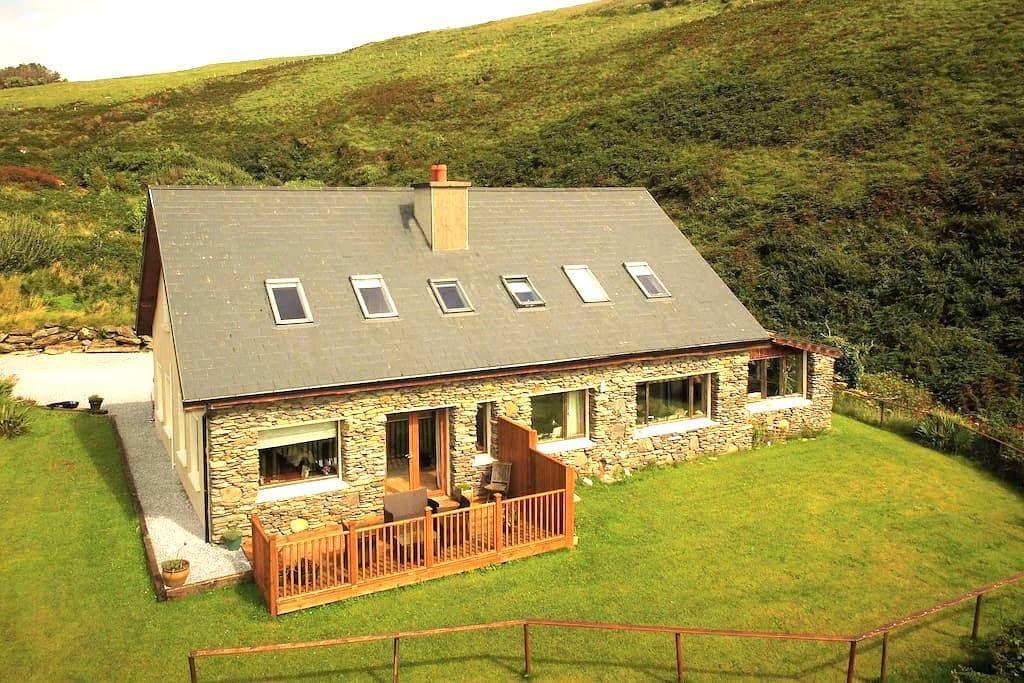 Ocean View House/ Apartment - Dunquin, Dingle - บ้าน