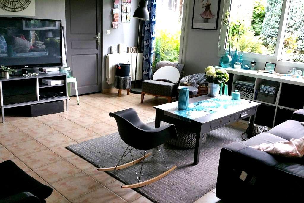 La maison Dévilloise - Déville-lès-Rouen - Bed & Breakfast