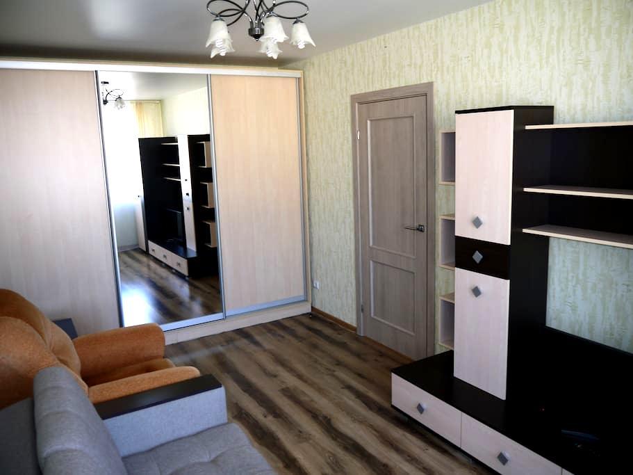"1 комнатная квартира ""Ромашка"" - Cheboksary - Appartement"