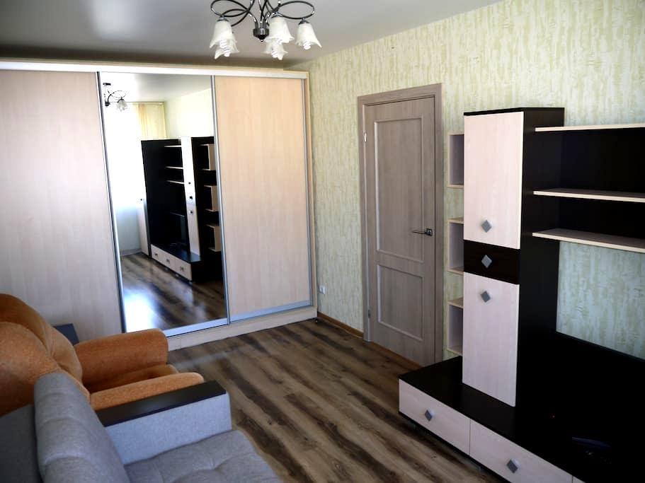 """1 комнатная квартира """"Ромашка"""" - Cheboksary - Byt"""