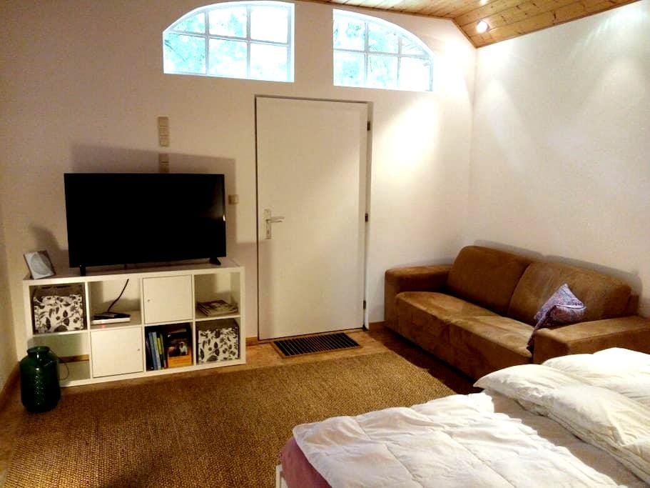 Gemütliche, moderne Wohnung auf Hof Habichthorst - Niedersachsen - Apartment