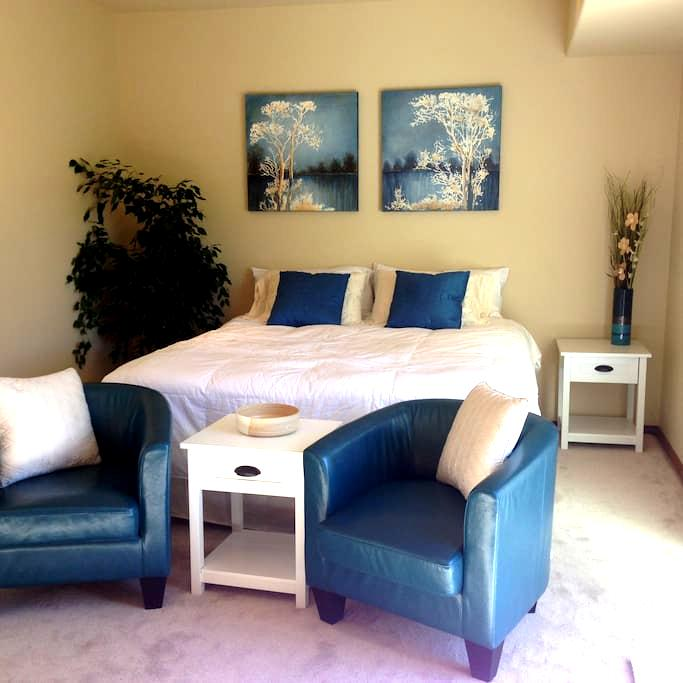 Welcome Home to Privacy - East Wenatchee - Casa