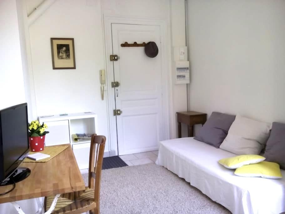 la cachette de Juliette - Troyes - Apartament