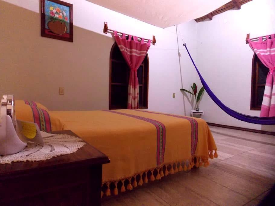 Recamara en Casa de Huatulco - Santa María Huatulco - Dom