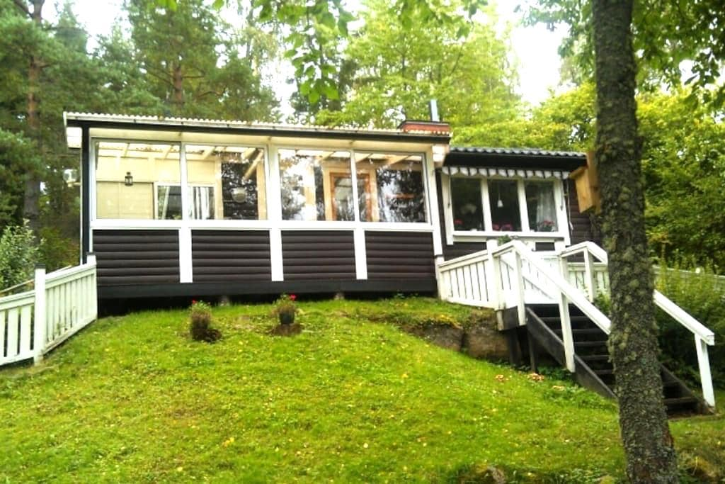 Cottage by the lake # boat#Tranås - Tranås NO