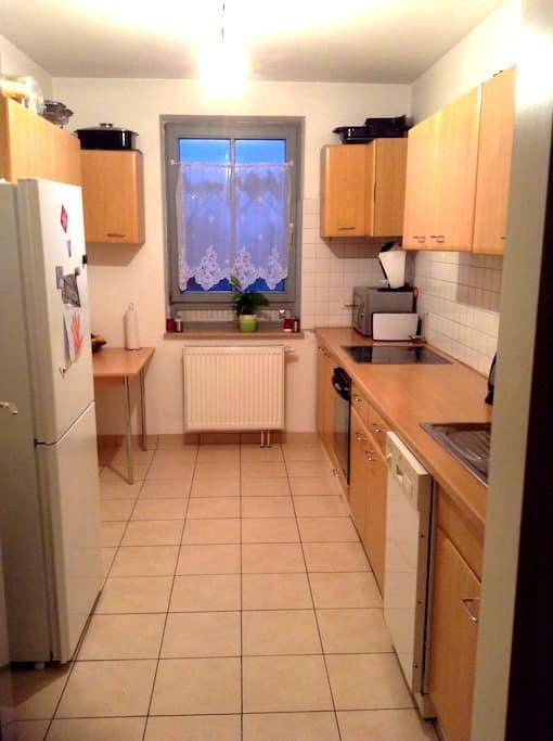 Quiet and Cozy 2-Room-Apartment - Wiesbaden - Apartemen