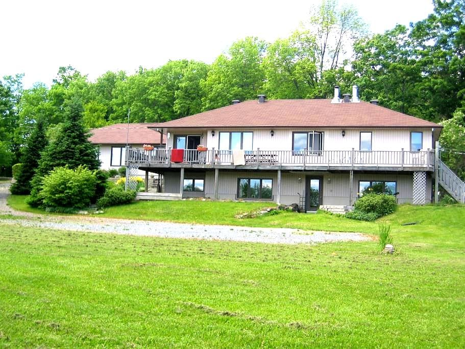 Country living near Fredericton - Keswick Ridge - Apartment