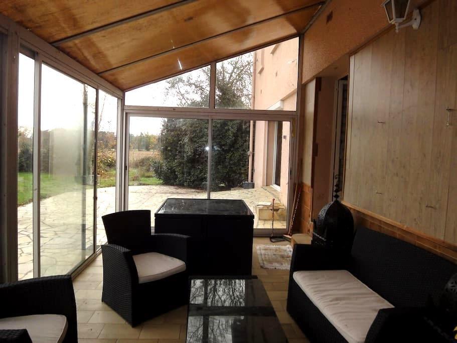 Beaux lofte situé dans un parc - Lavaur - Apartment