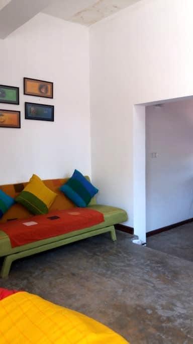 Majestic Apartments - Nugegoda, Col. (en-suite 2) - Colombo - Appartement